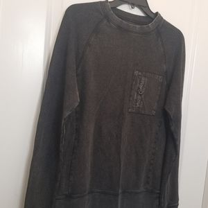 Mens Long Sleeve Mossimo Top